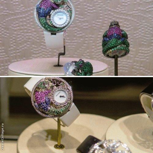 Boucheron Бушерон ювелирные изделия