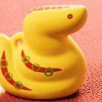 Дева Змея - мужчина и женщина, гороскоп характеристика года