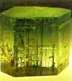 зеленый берилл