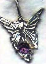 фигурка ангела с александритом