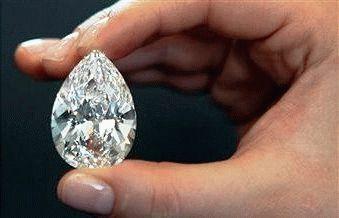 бриллианты в Париже