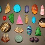 Коллекции камней и минералов