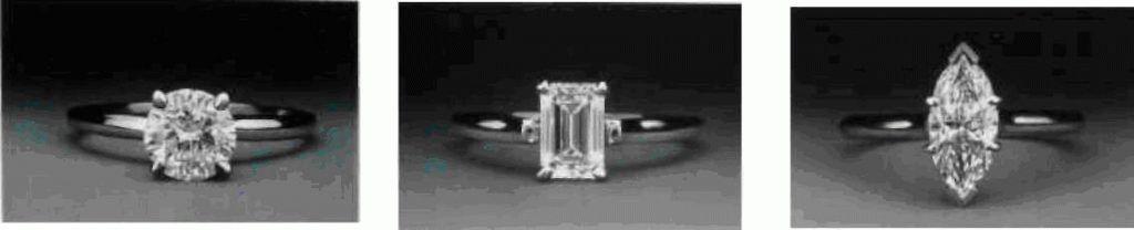 огранка бриллиантов фото