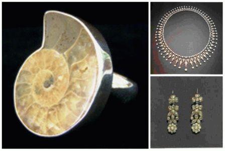 Бриллиантовое ожерелье
