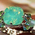 Хризолит камень - свойства лечебные и магические, ювелирные украшения с хризолитом для знаков зодиака
