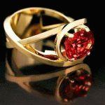 На каком пальце носить кольцо с камнями - Правила ношения украшений