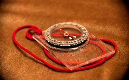компас фото