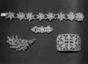 1790 - 1820 годы. ИСТОРИЯ ЮВЕЛИРНОЙ МОДЫ