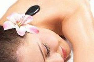 Подготовка к массажу Определение области лечения Подбор камня