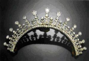 Конец XVIII ВЕКА - 1820 год. Ювелирные украшения