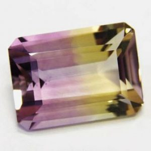 Аметрин камень - свойства лечебные и магические, ювелирные украшения с аметрином