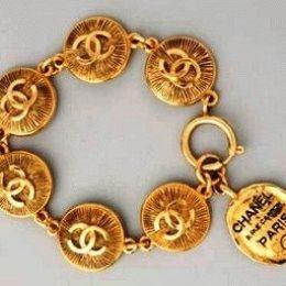 Chanel - ювелирные украшения Шанель, бижутерия