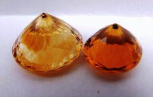 Цитрин камень - свойства лечебные и магические, ювелирные украшения с цитрином