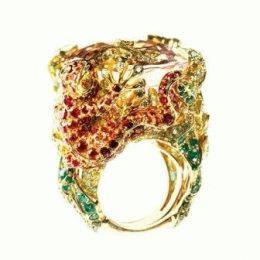 Dior - ювелирные украшения, история дома Кристиан Диор