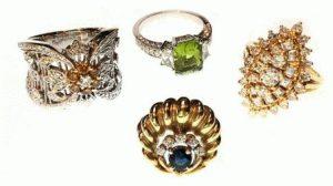 Металлы в украшениях: из чего лучше делать оправу камня
