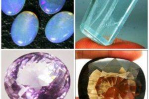 Стоимость ювелирных камней (алмаз, гранат), как определяется