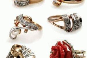 Украшения на руках - кольца, перстни и браслеты для рук